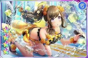 DJ4Dのキラキラshower・水島茉莉花
