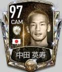 FIFAモバイルの中田英寿