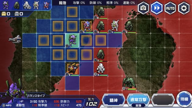 スーパーロボット大戦DD